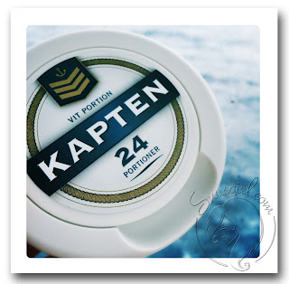 Kapten White Portion Review