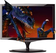 new HP W2408H 24'' Widescreen LCD