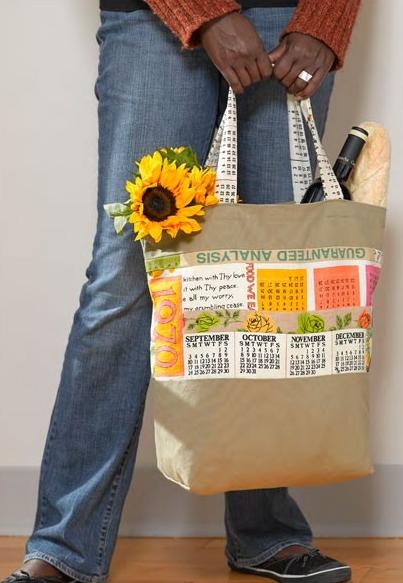 Creative and Cool Ways To Reuse Old Calendars (12) 11