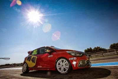 Jerez, ultima provocare din Eurocup Clio pentru Salvatore Arcarese
