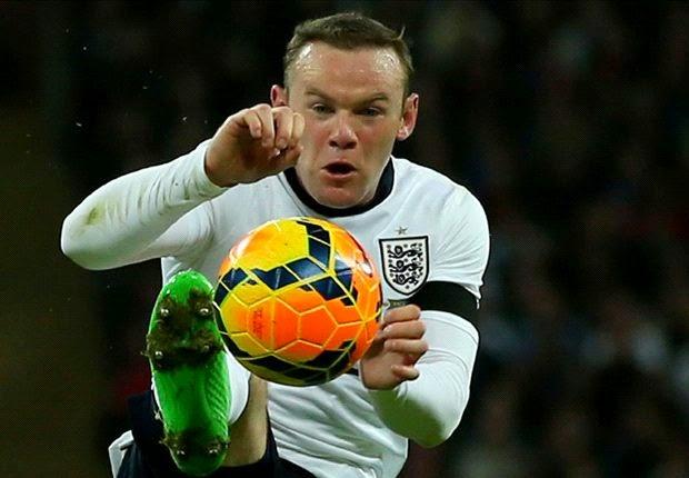 Wayne Rooney, Harapan Inggris Di Piala Dunia