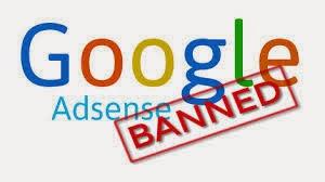 Agar Terhindar dari Banned Adsense