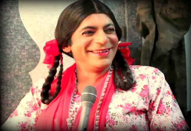 Sunil Grover or Gutthi to come up  in his new show as Chutki