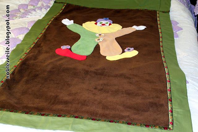 palyaço battaniye