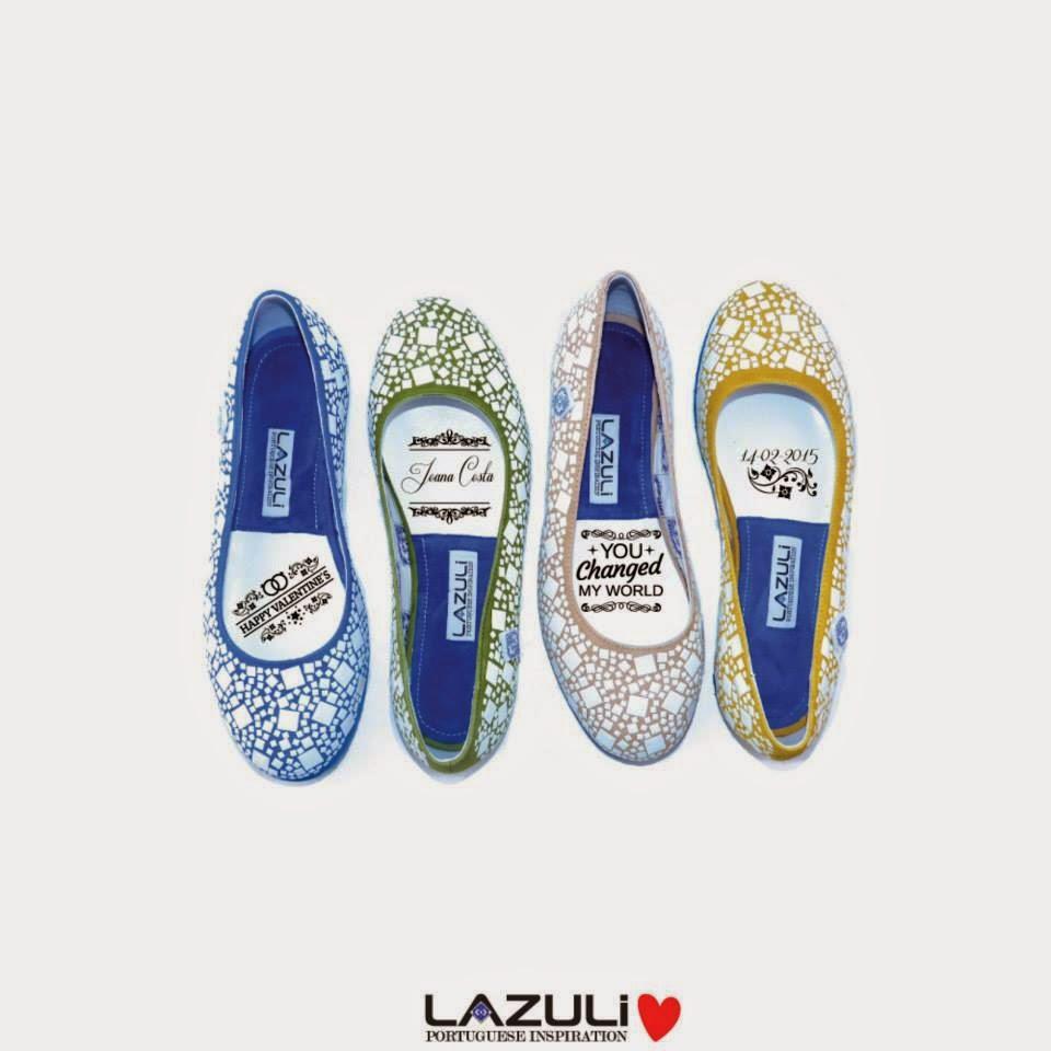 Lazuli - sapatos portugueses tendencias coleção primavera-verão 2015
