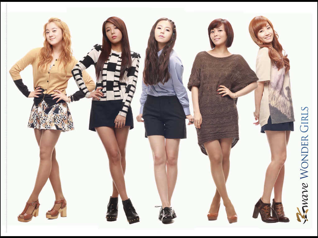 Wonder Girls Be My Baby Mv