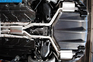 Mercedes slr amg exhaust - صور شكمان مرسيدس slr amg
