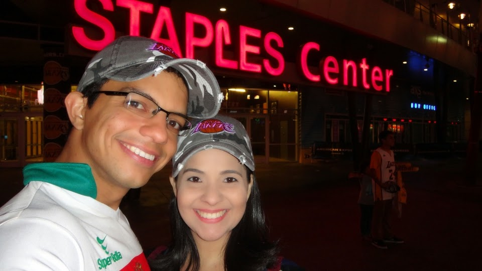 star plaza - staples center - los angeles