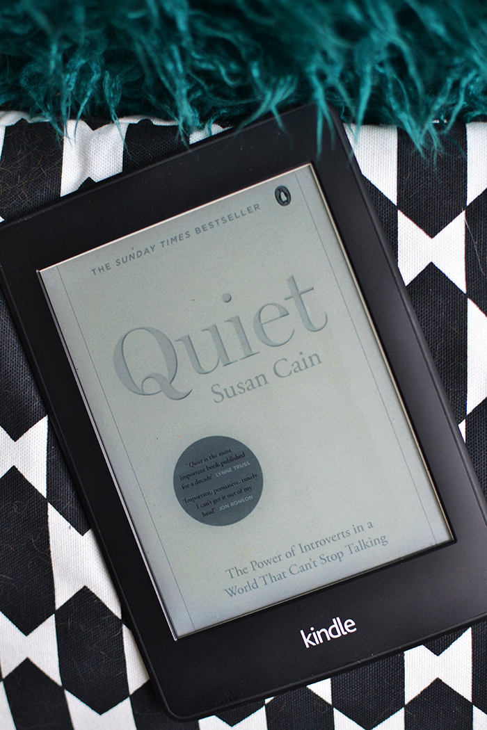 Quiet: The Power of Introverts in a World That Can't Stop Talking by Susan Cain review  | Colours and Carousels - Scottish Lifestyle, Beauty and Fashion blog