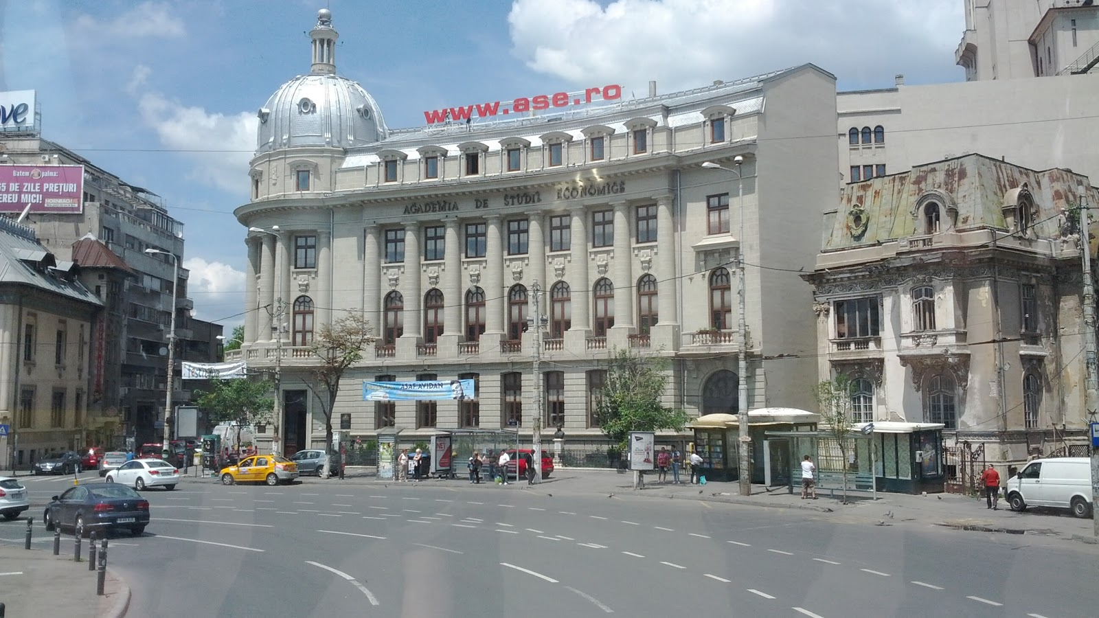 Piata Romana - Academia de Studii Economice (ASE)
