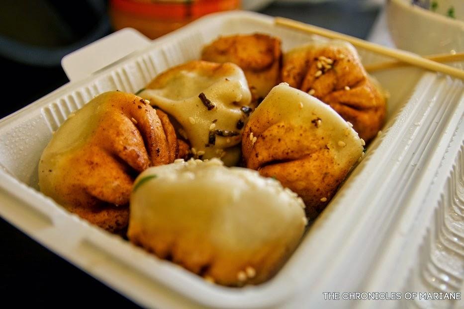 Yang's Dumplings pork dumpling
