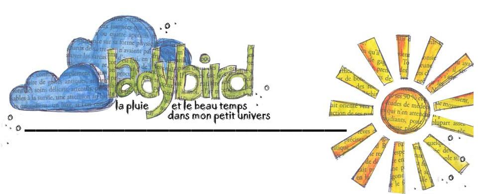 Ladybird... le blog!