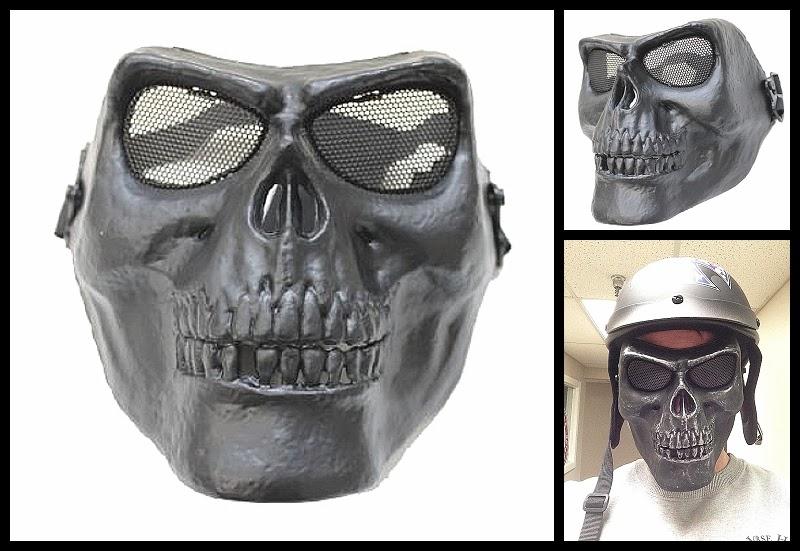 Motorcycle Helmets Silver Hard Full Skull Face Mask : SilverHardFullSkullFaceMask Motorcycle <strong>Riding Mask</strong> from blog.ironhorsehelmets.com size 800 x 551 jpeg 101kB