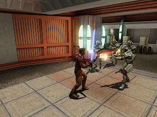 Star Wars Knights of The Old Republic Mac Game Photo