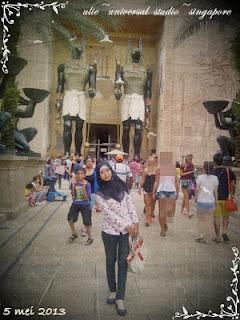 Yulianti SMK N 8 Semarang ke Singapura