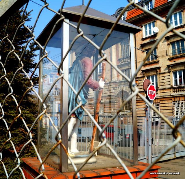 Warszawa Praga Północ kapliczki warszawskie