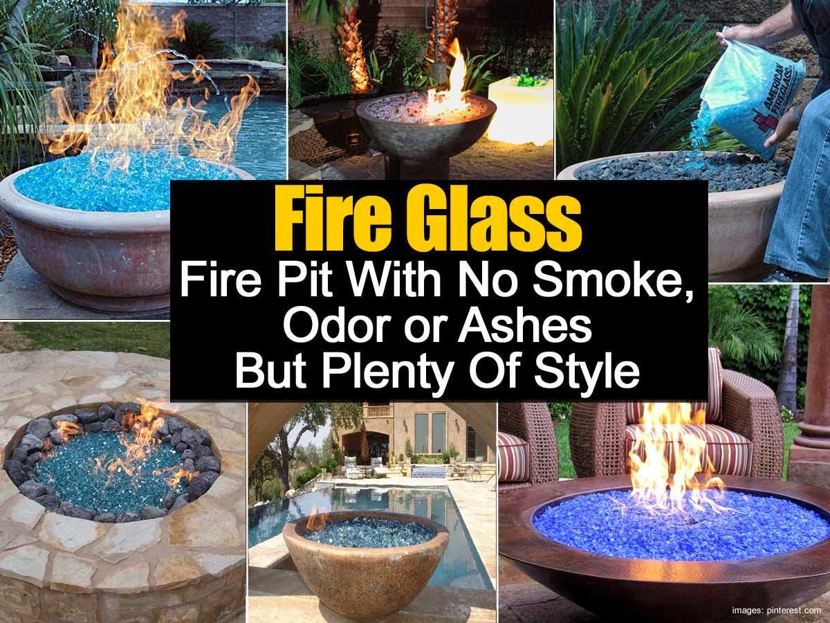 DIY Fire Glass Fire Pit Guide