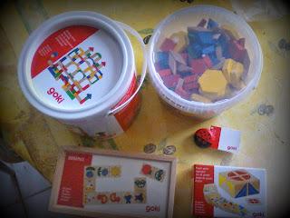 Goki Coccinelle boutique jeux bois bébé enfant bambin jouer éveil