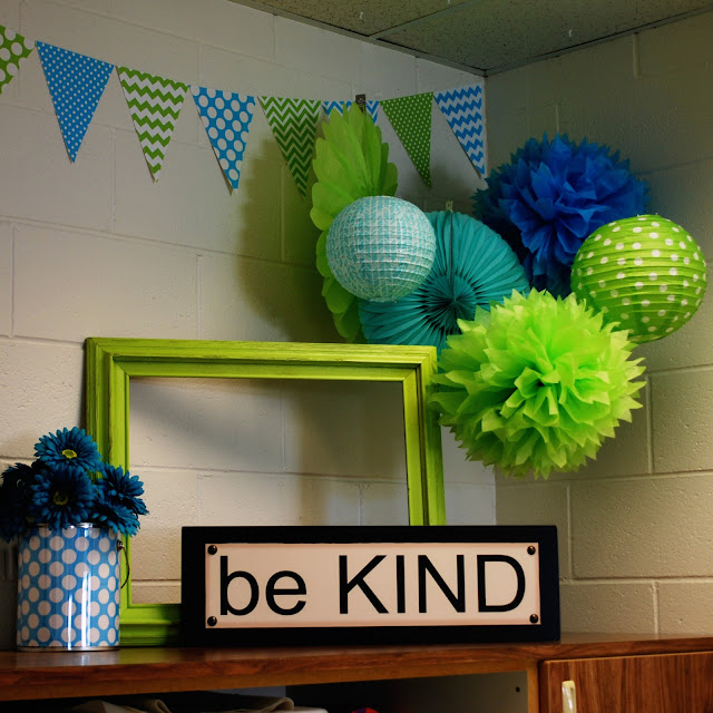 Creative Classroom Idea ~ A creative day classroom makeover reveal