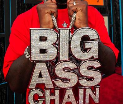 Tpain big ass chain