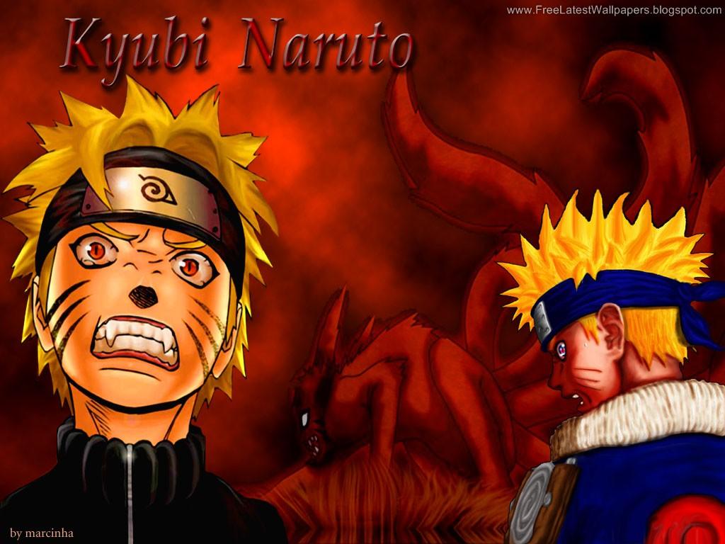 Kyubi Jinchuriki : Uzumaki Naruto | naruto black wallpaper