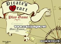 Jugar Pirates Heart