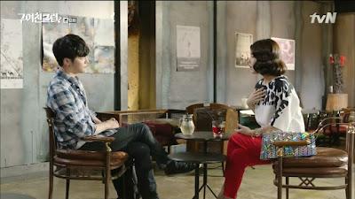 Ex-Girlfriend Club Ex-Girlfriends' Club Episode 8 ep Recap review webtoon writer producer Bang Myung Soo Byun Yo Han Kim Soo Jin Song Ji Hyo Jang Hwa Young Lee Yoon Ji Na Ji Ah Jang Ji Eun Lara Ryu Hwa Young Jo Geon Do Sang Woo Shim Joo Hee Ji So Hyun Choi Ji Hoon Jo Jung Chi enjoy korea hui Korean Dramas