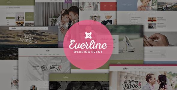 Best Wedding Joomla Template
