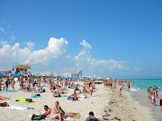 . yet because the views of a number of the foremost enticing beachgoing . (south beach)