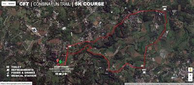 Consina Fun Trail Running 2015