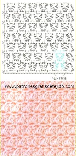 Punto Crochet  25