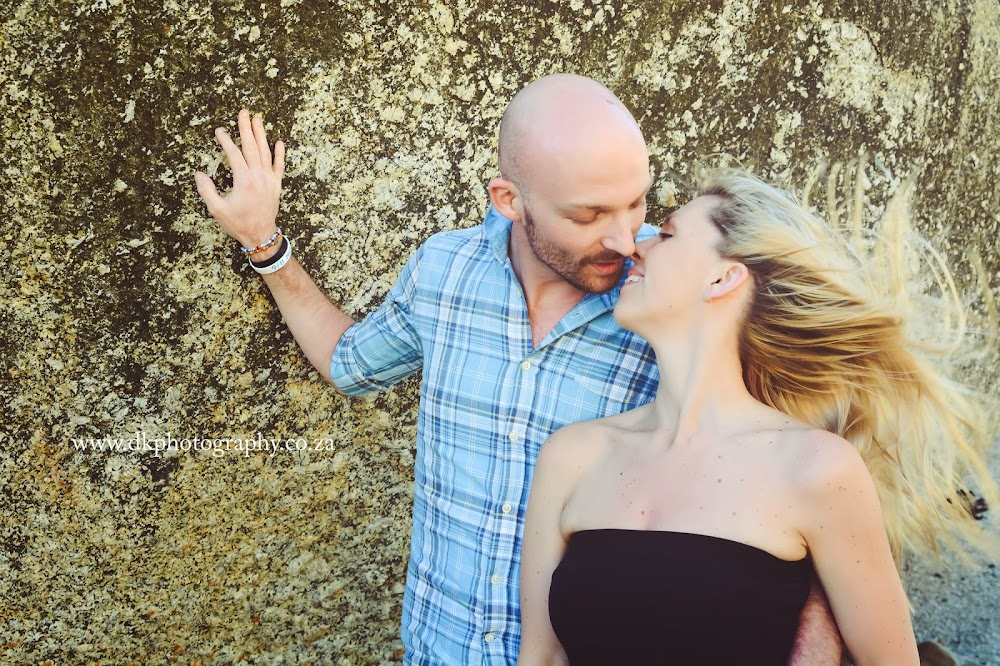 DK Photography M16 Preview ~ Megan & Wayne's Engagement Shoot on Camps Bay Beach