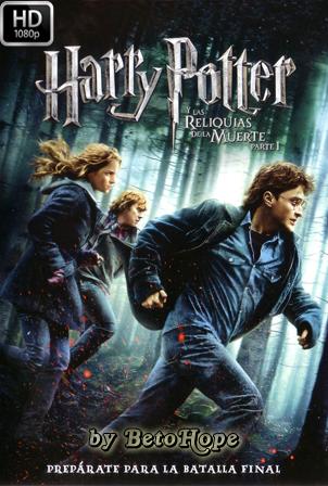 Harry Potter y Las Reliquias de la Muerte Parte I [1080p] [Latino-Ingles] [MEGA]