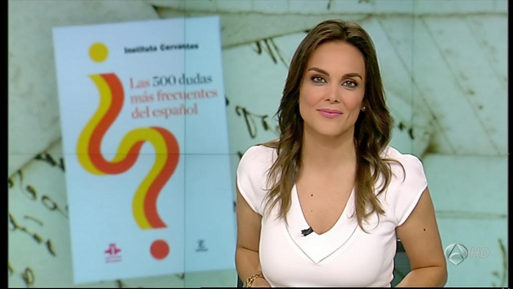 MONICA CARRILLO, ANTENA 3 NOTICIAS (12.11.13)