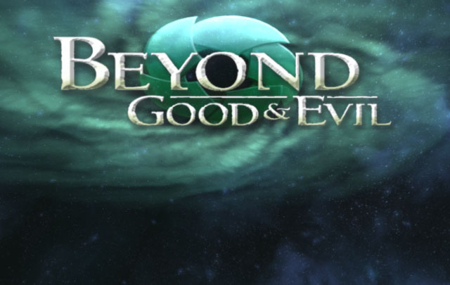 Beyond Good and Evil PC title screen