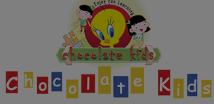 Chocolate Kids Play School Logo