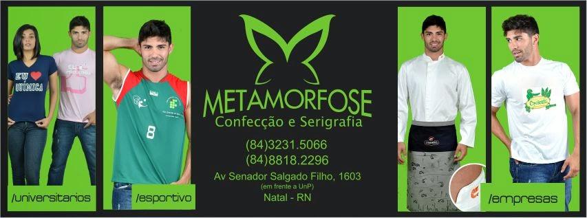Metamorfose - Confecções & Serigrafia