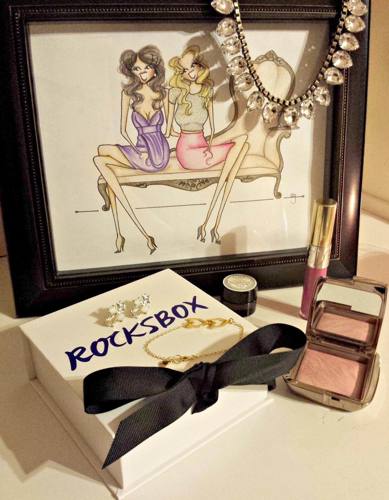 Britanygary.com Rocksbox Promo BFF