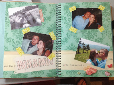 wedding smashbook