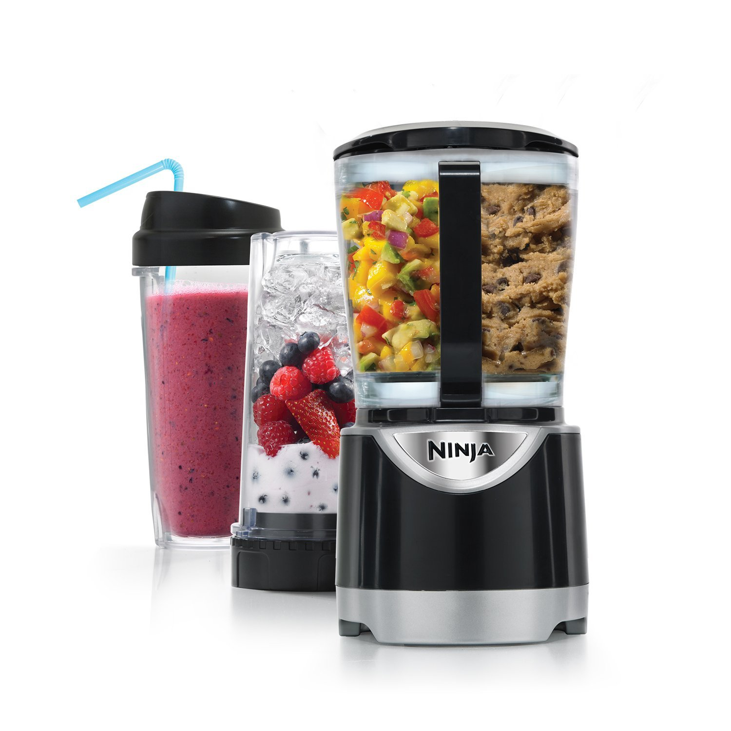 Smoothie shopping list prepare your kitchen to make a for Think kitchen ultimate pro blender
