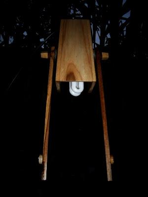 lampu belajar dari kayu jati 5