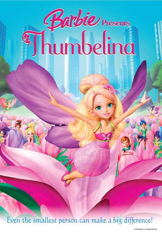 Barbie Và Khu Rừng - Barbie Presents: Thumbelina - 2009