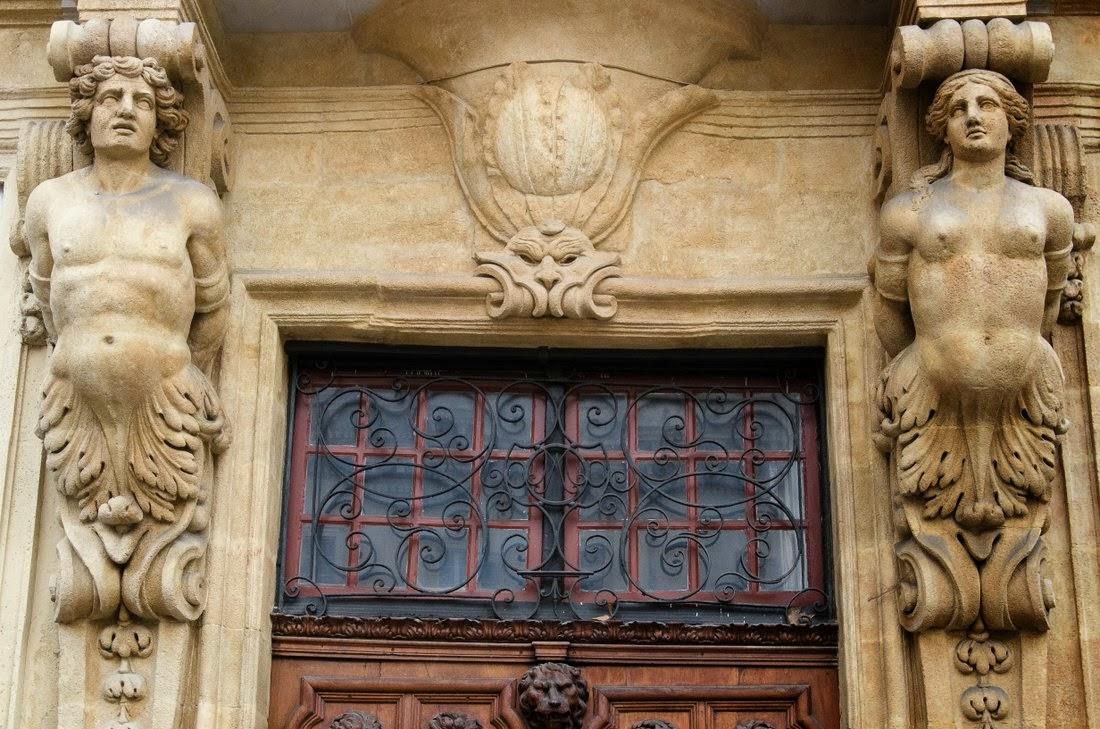Aix en Provence - porte