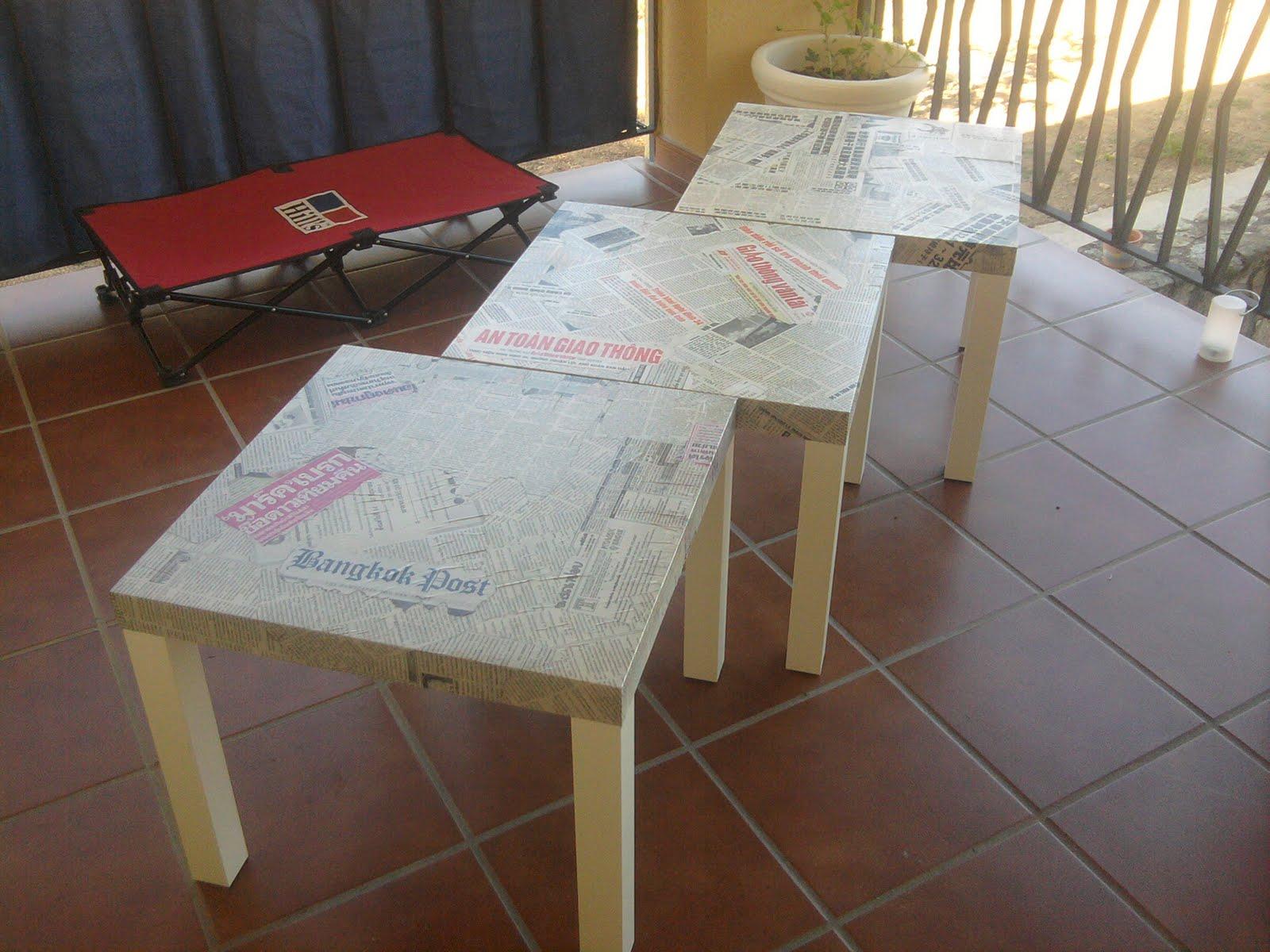 Ikea hack per dicos orientales para el sobre de las - Mesas de ikea para ninos ...