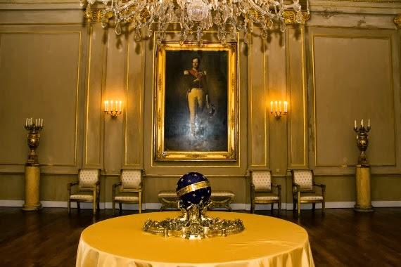 Royalement blog le palais royal le salon aux pilastres - Salon de the palais royal ...