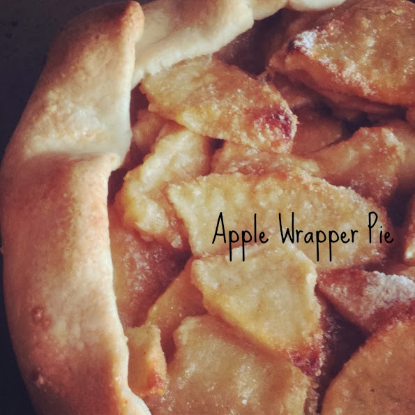 Apple Wrapper Pie
