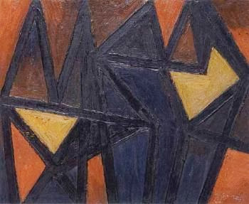 Abstracto de Santiago Lagunas