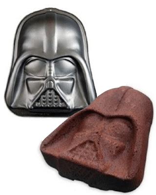 Molde de respotería Darth Vader
