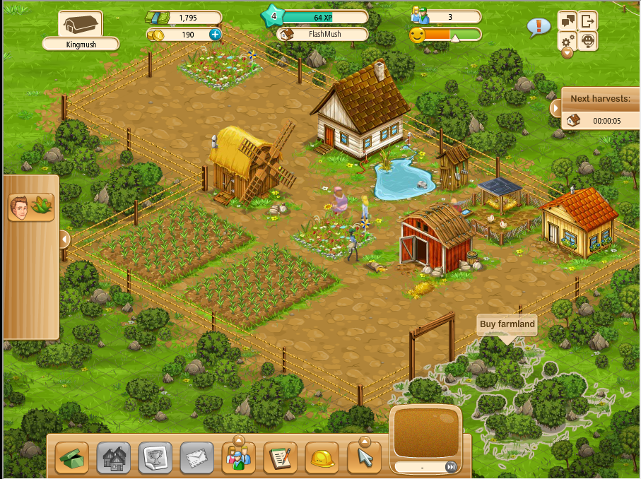 Goodgame Big Farm Flash Game Review Flashmush