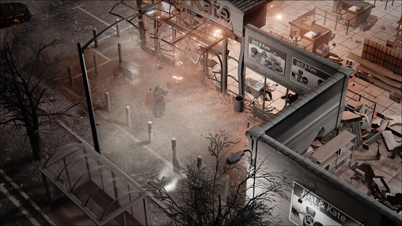 Hatred PC Games Full Crack RELOADED